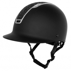 China Durable safety horse riding helmet, horseman helmet with visor factory