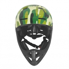 China FULL FACE Adult downhill helmet Go wild but safe downhill helmet for man factory