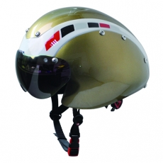 China Fashion time trial bike helmet, time trial helmet AU-T01 factory