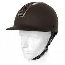 China Lady horse riding helmet, high-end China Expert riding helmet factory