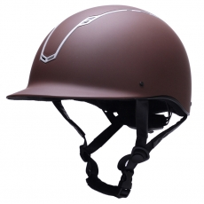 China Manufacturer Supply  Equestrian Helmet Kids Horse Riding Helmet factory