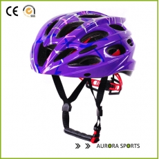 China Street bike helmets,Double In-mold road cycling helmets AU-B702 factory