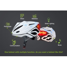 China [NEW ARRIVAL] Professional bicycle helmet bluetooth speakers with 2 way radio with CE approved factory