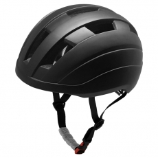 China New Arrival Intelligent Bicycle Helmet Smart Cycling Helmet With BT/Microphone/LED Light factory