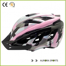 China Pink color high amazing valve bicycle helmet AU-BD02 with high quality AU-BD02 factory