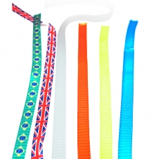 China Polyester strap for high-end helmet factory