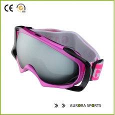 China Professional Women Cross-country Goggle Anti-fog Multicolor Cross-country Goggles factory