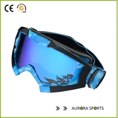 China Cross-country goggles transparent color camera/winter ski goggles QF-M327 factory