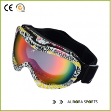 China QF-S715 New 2015 Skiing Eyewear Available Snowboard Goggles Men Snow Glasses factory