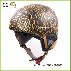 China Smith ski helmet, Inmold light weight ski helmet reviews AU-S02 factory