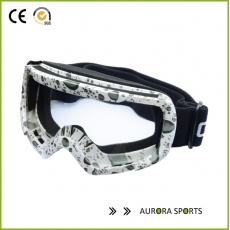 China Outdoor Sports Anti-UV Windproof Motocross Dirt Bike Glasses Motorcycle Cross-Country Goggles factory