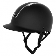 China Stylish Curves And Flattering Design Female Elegant Horseback Riding Helmet factory