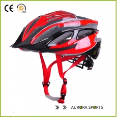 China The best bike helmets, light weight nice bike helmet AU-BM06 factory