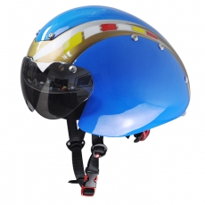China Triathlon bike helmet, bike cycling aero helmet AU-T01 factory
