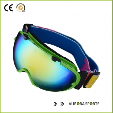 China Women Skiing Snowboarding Goggles Dual Lens UV Protection Anti-Fog Snow Ski Glasses Ski Eyewear factory
