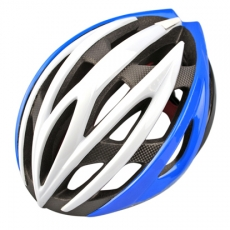 China carbon fiber crash helmet CE EN1078, carbon half helmet cycling AU-U2 factory