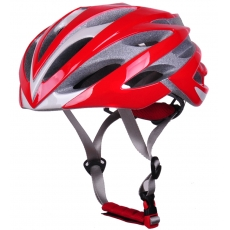 China cool helmets bike in-mold technology, PC+EPS mtb bike helmet BM03 factory