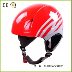 China polycarbonate in-mold ski helmet lightweight snowboard helmet AU-S02 factory