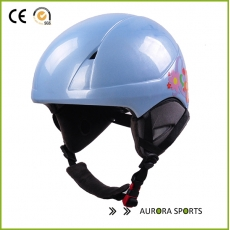 China snow helmet AU-S02, In-mold light weight snow helmet reviews factory