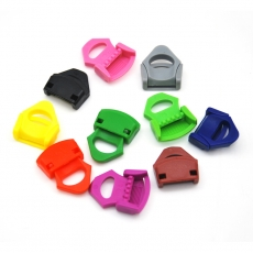 China strap divider for ultra light bike helmet factory