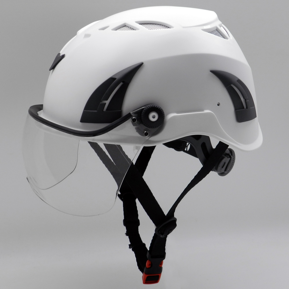 Best Quality White Custom Construction Safety Helmet For