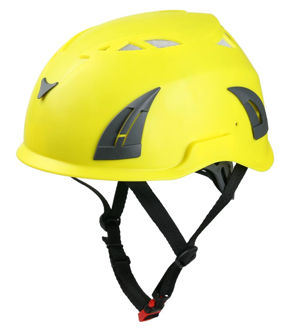 New Adults Ce en12492 Rocking Climbing Helmet AU-M02 ...
