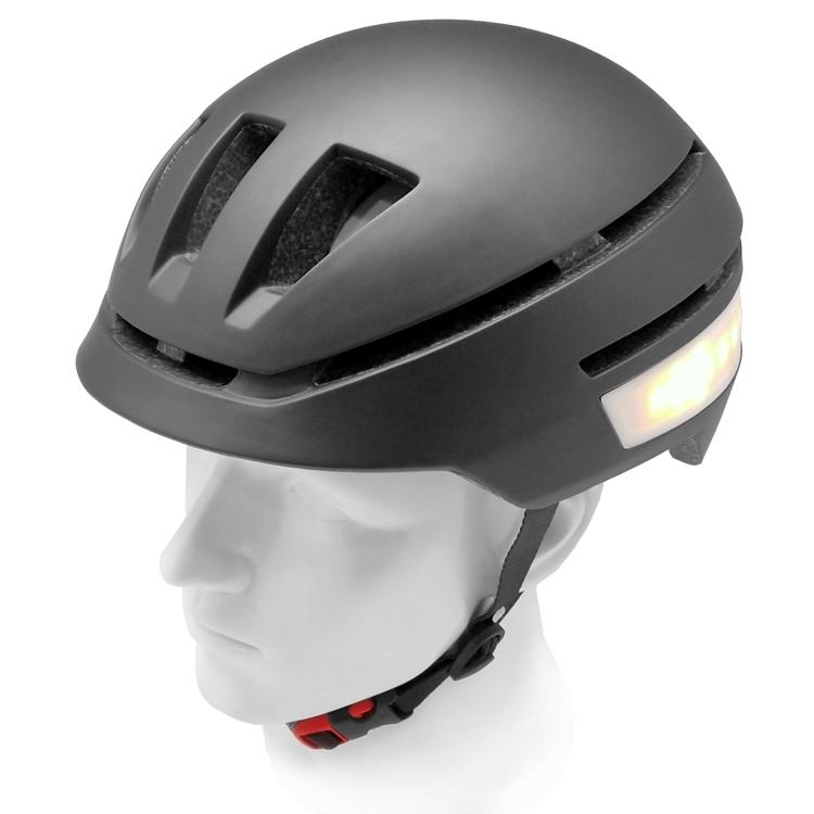 New Design Smart Helmet With Turn Signals R9 Smart