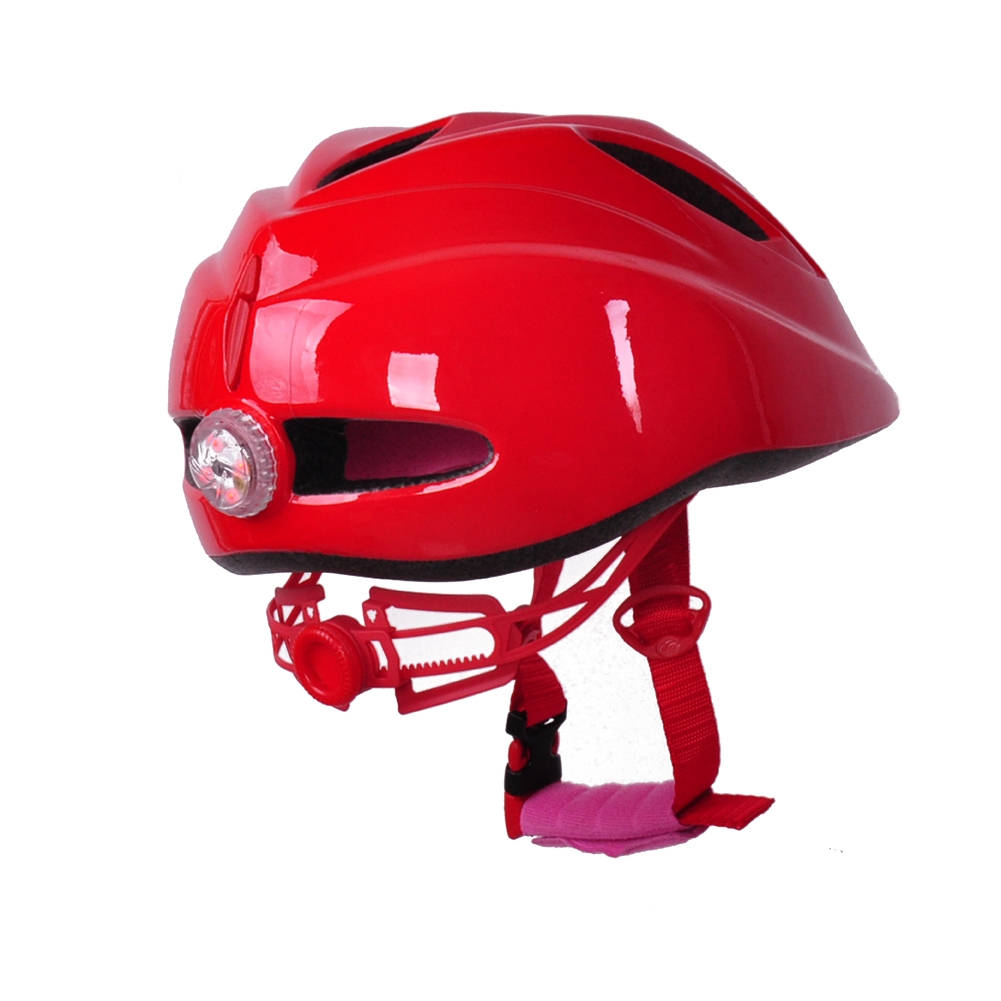OEM colorful kids bicycle helmet, LED bike helmet kids ...