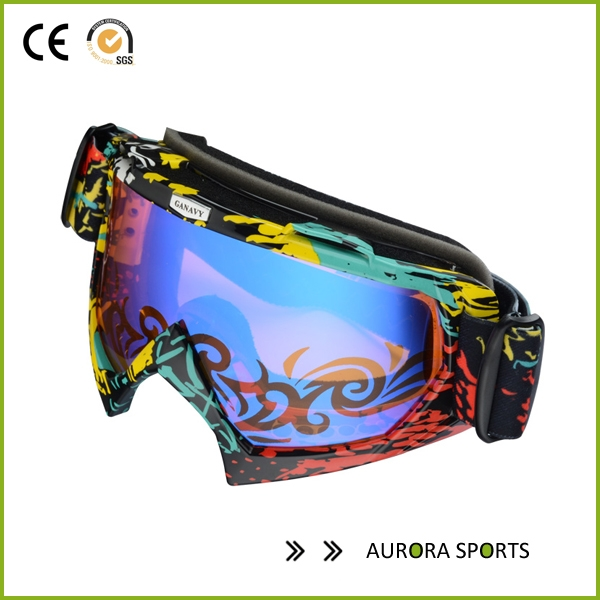 Lente PC + TPEE Spectacle Frames fresca GoggleQF-M316