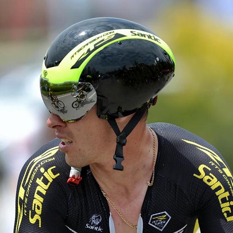 triathlon aero helmet helmets bike cycling tt racing road kask t01 bicycle helmetsupplier