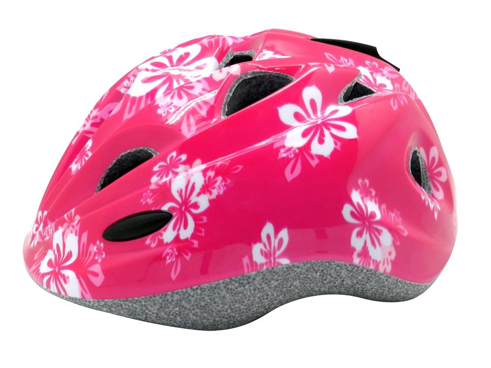 Baby Girl Bike Helmet In Mold Kids Bike Helmet Au C03