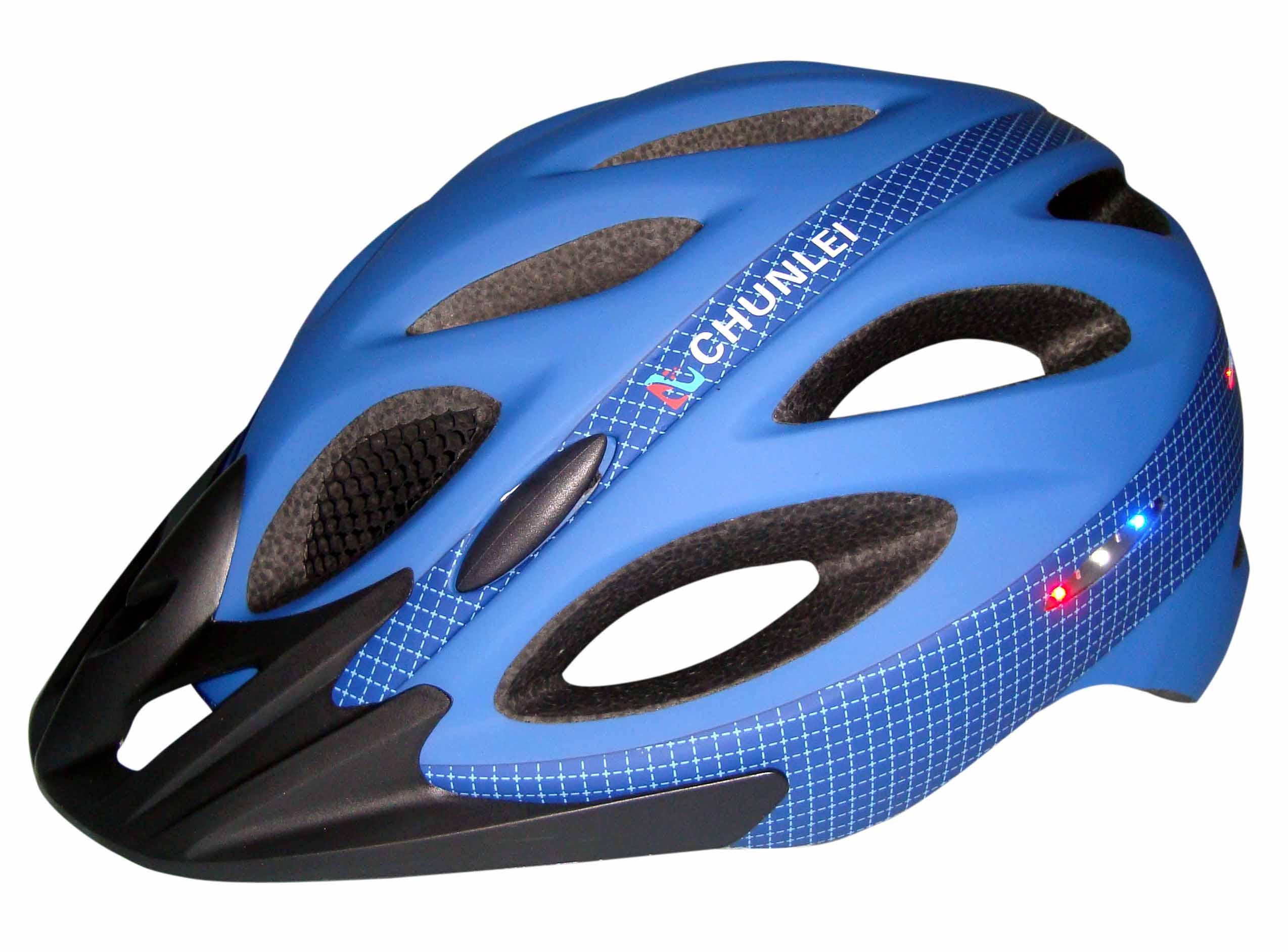 Cycle Helmet Lights Mountain Bike Helmets Light Au L01